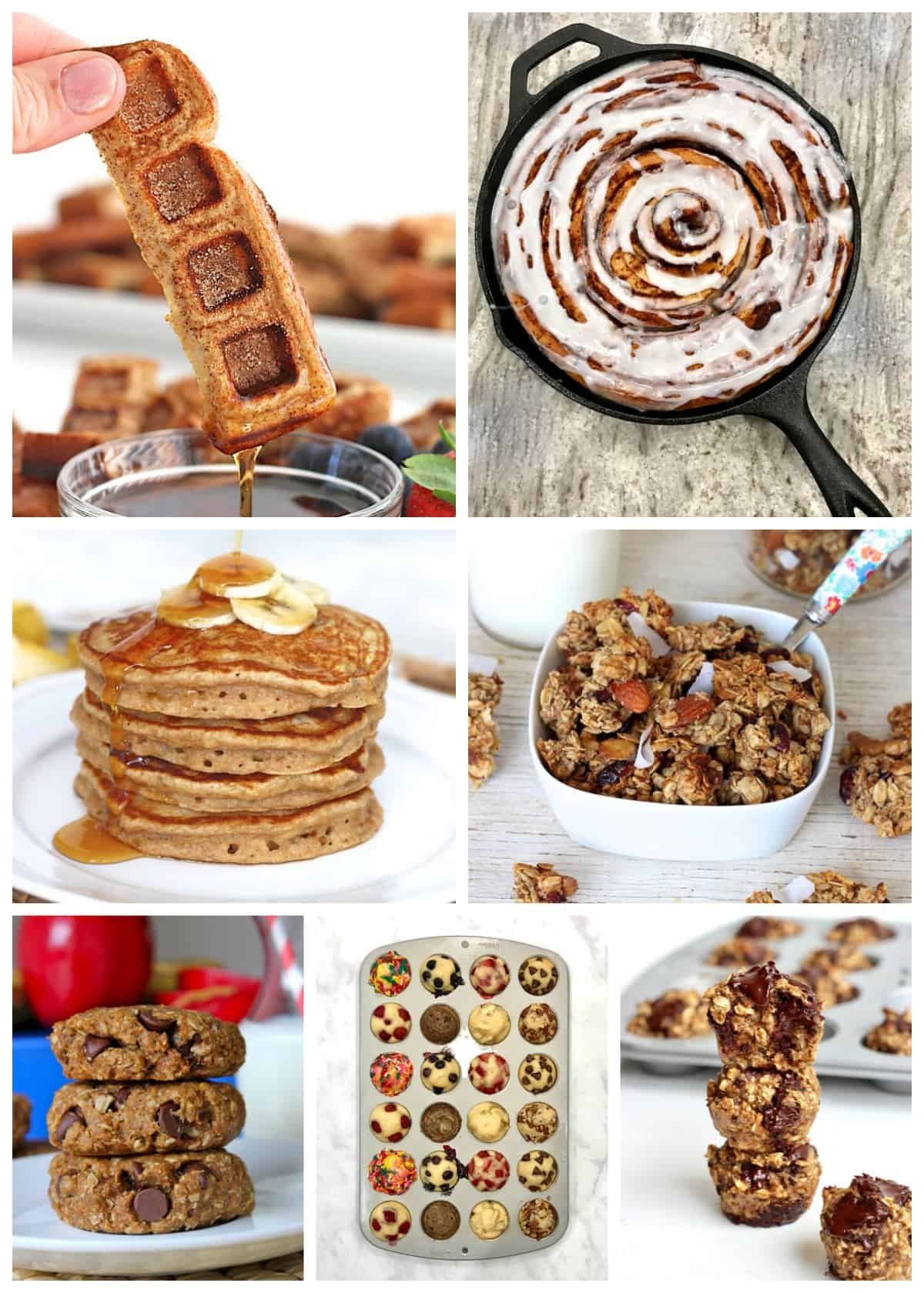 Back to School Easy Meal and Snack Ideas by The BakerMama