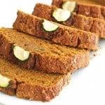 Whole Wheat Pumpkin Zucchini Bread