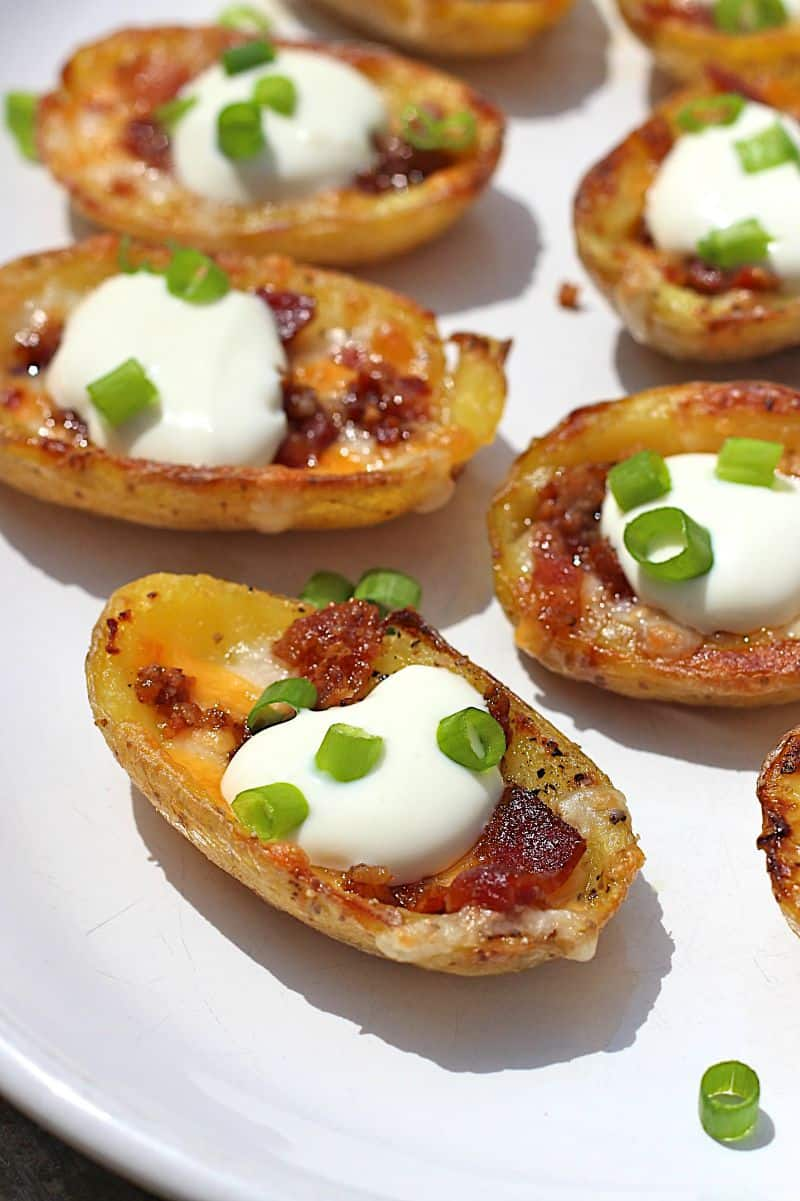 Mini Potato Skins