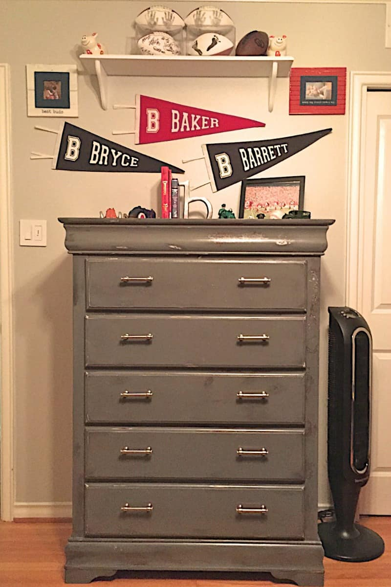 Boys' Bedroom Ideas - The BakerMama