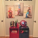 Boys Superhero Bedroom
