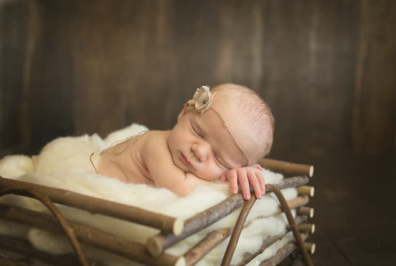 Brooklynn's Newborn Pictures