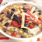 Homemade Chick-fil-A Chicken Tortilla Soup