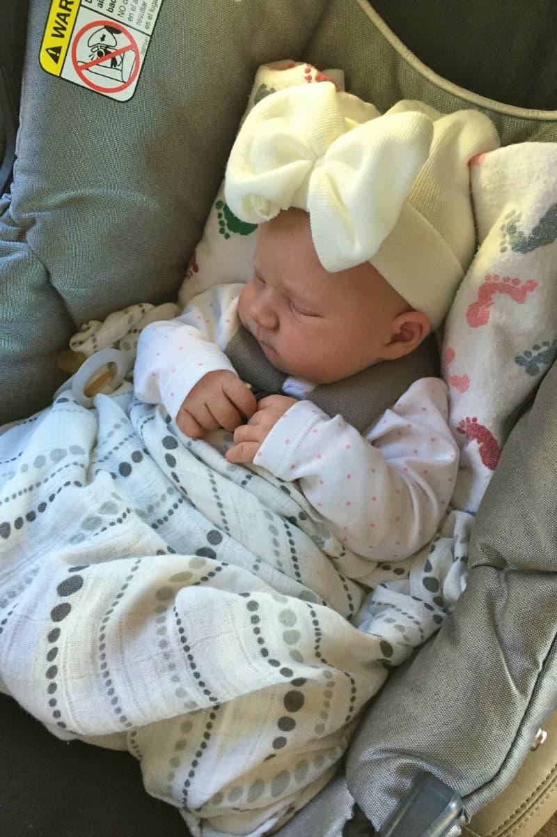 Brooklynn's Birth Story - The BakerMama