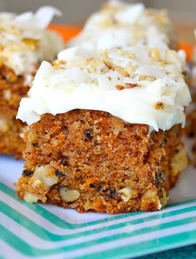 coconut carrot cake coconut archives the bakermama 2989