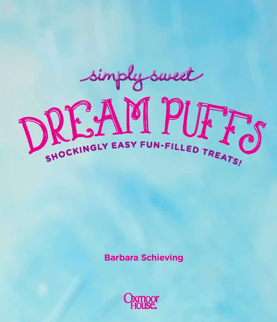 Simply Sweet Dream Puffs
