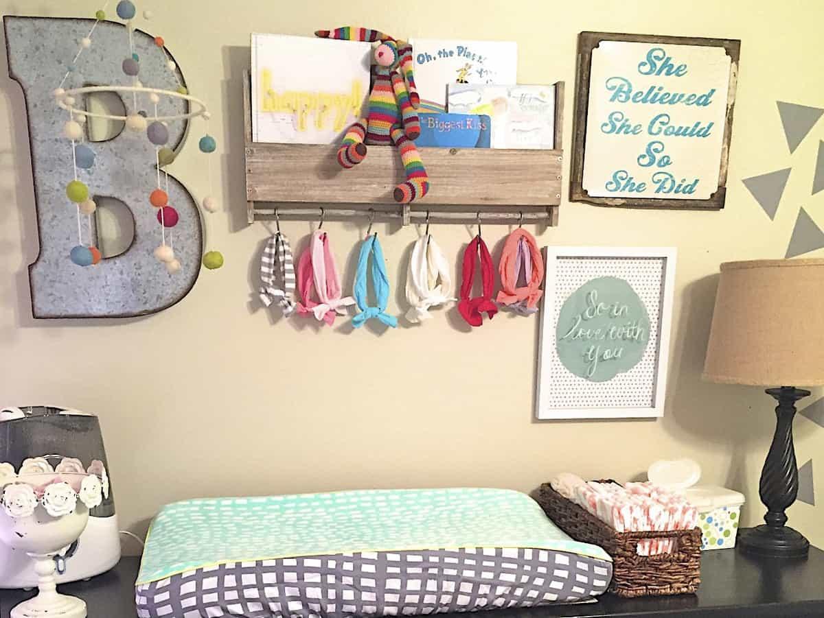 Brooklynn's Girly Girl Room