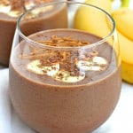 Chocolate Peanut Butter Smoothie from Best 100 Smoothies for Kids