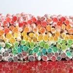 Rainbow Cereal Cake