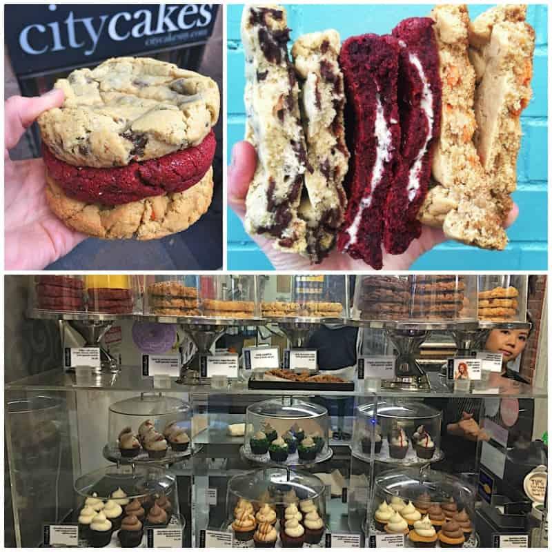 City Cakes - The BakerMama Taste of NYC