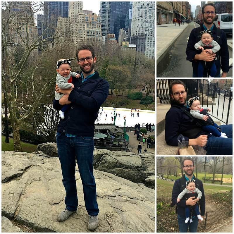 Dada Daughter NYC Trip
