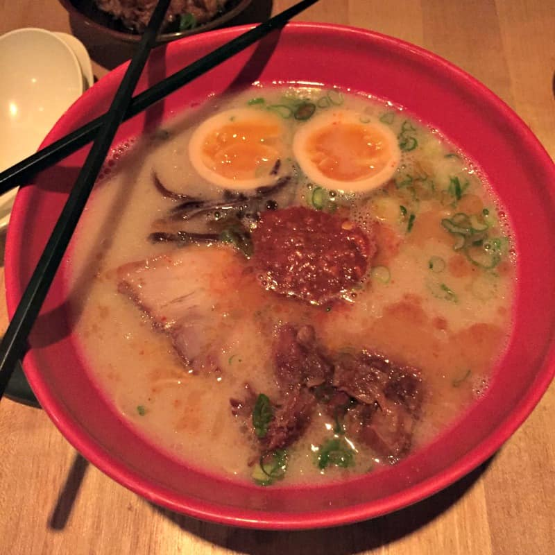 Ippudo - The BakerMama Taste of NYC