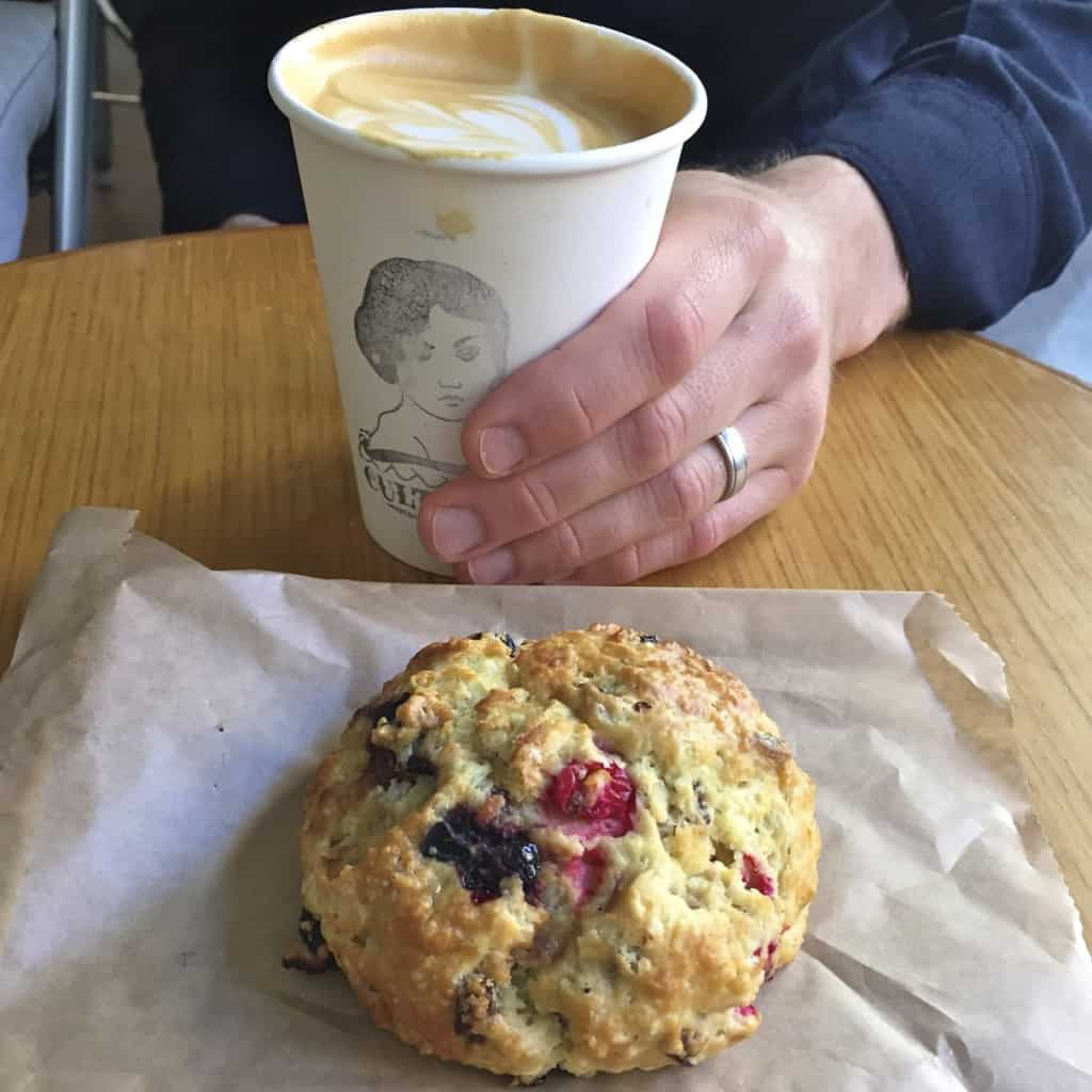 Culture Espresso - The BakerMama Taste of NYC