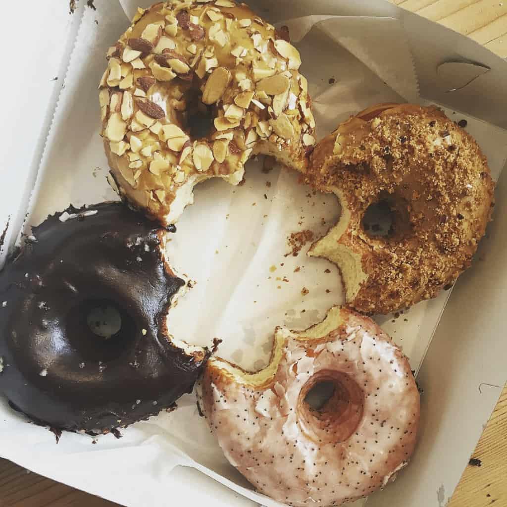 Dough Doughnuts - The BakerMama Taste of NYC