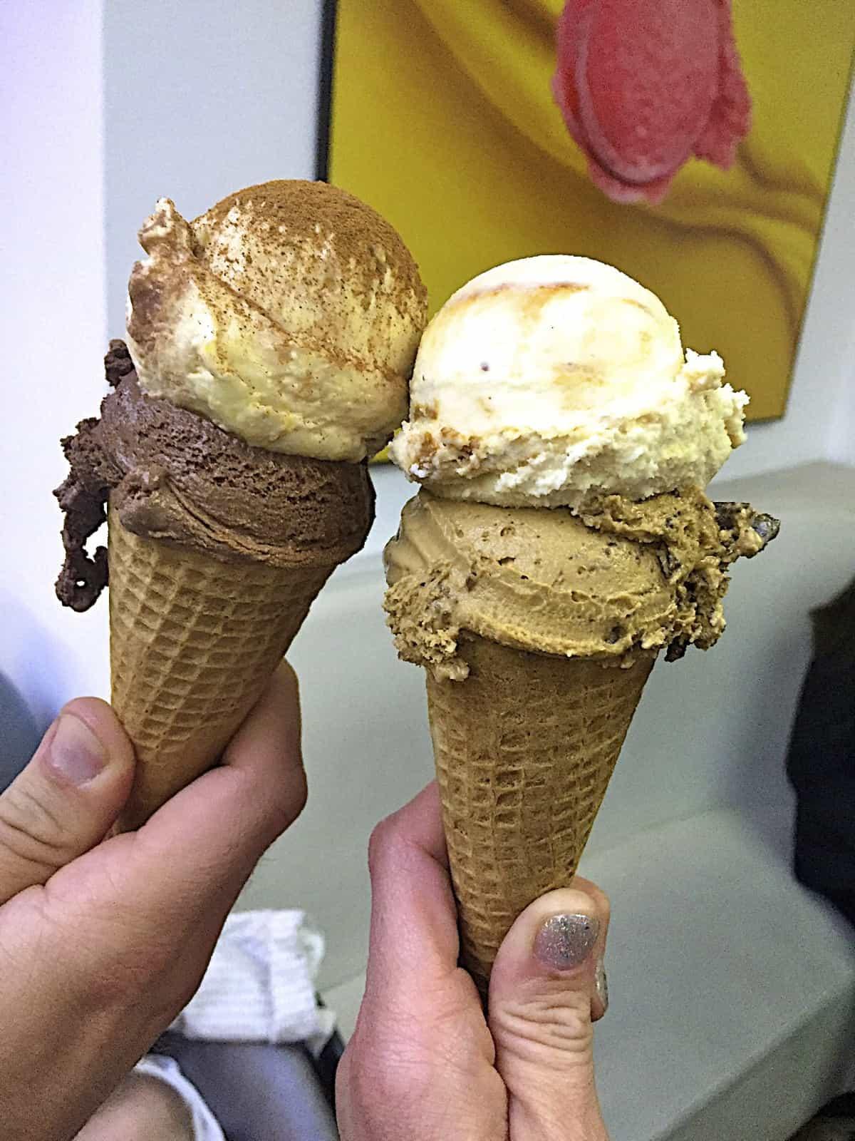 Cones - The Bakermama Taste of NYC