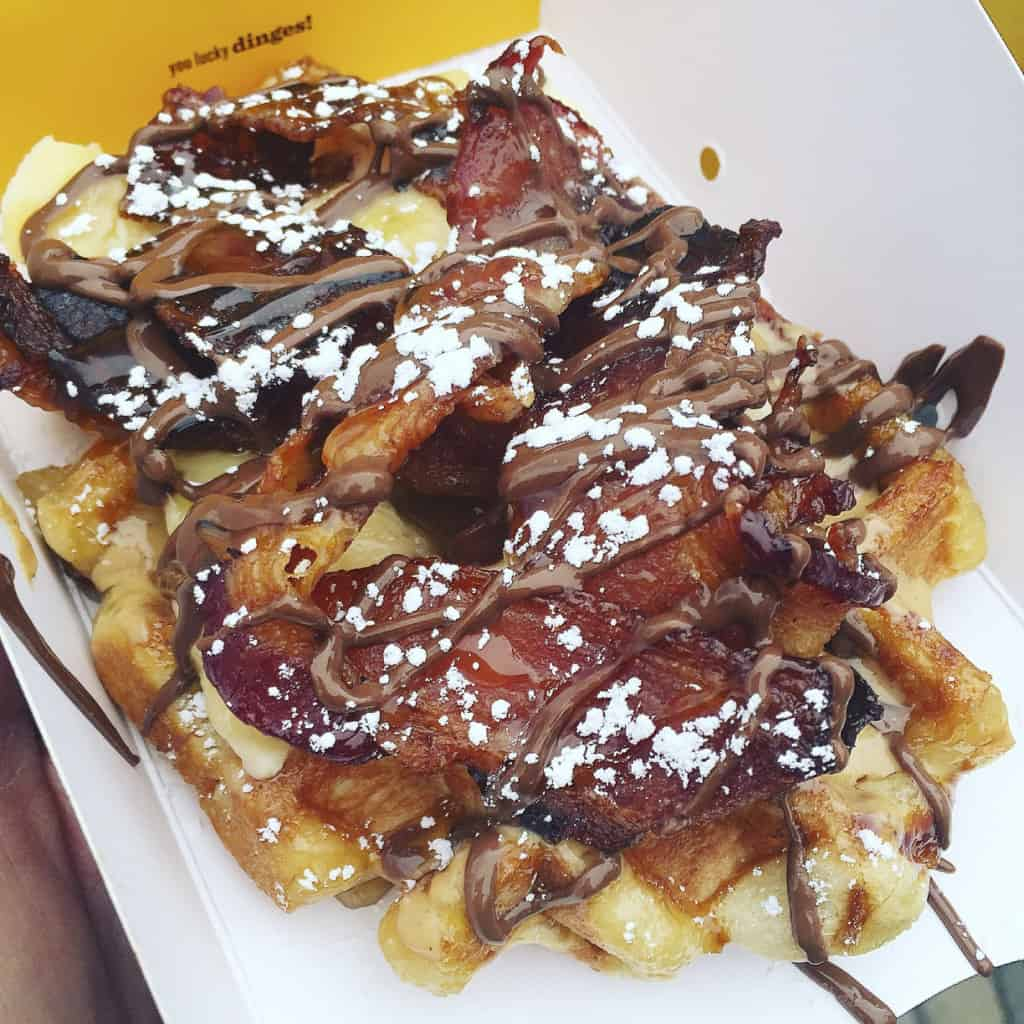 Wafels & Dinges - The BakerMama Taste of NYC