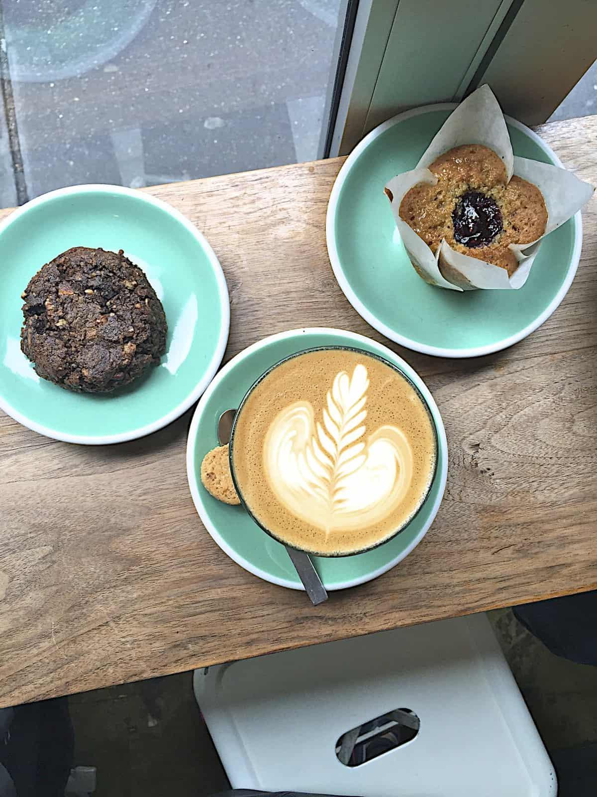Little Collins Cafe - The BakerMama Taste of NYC