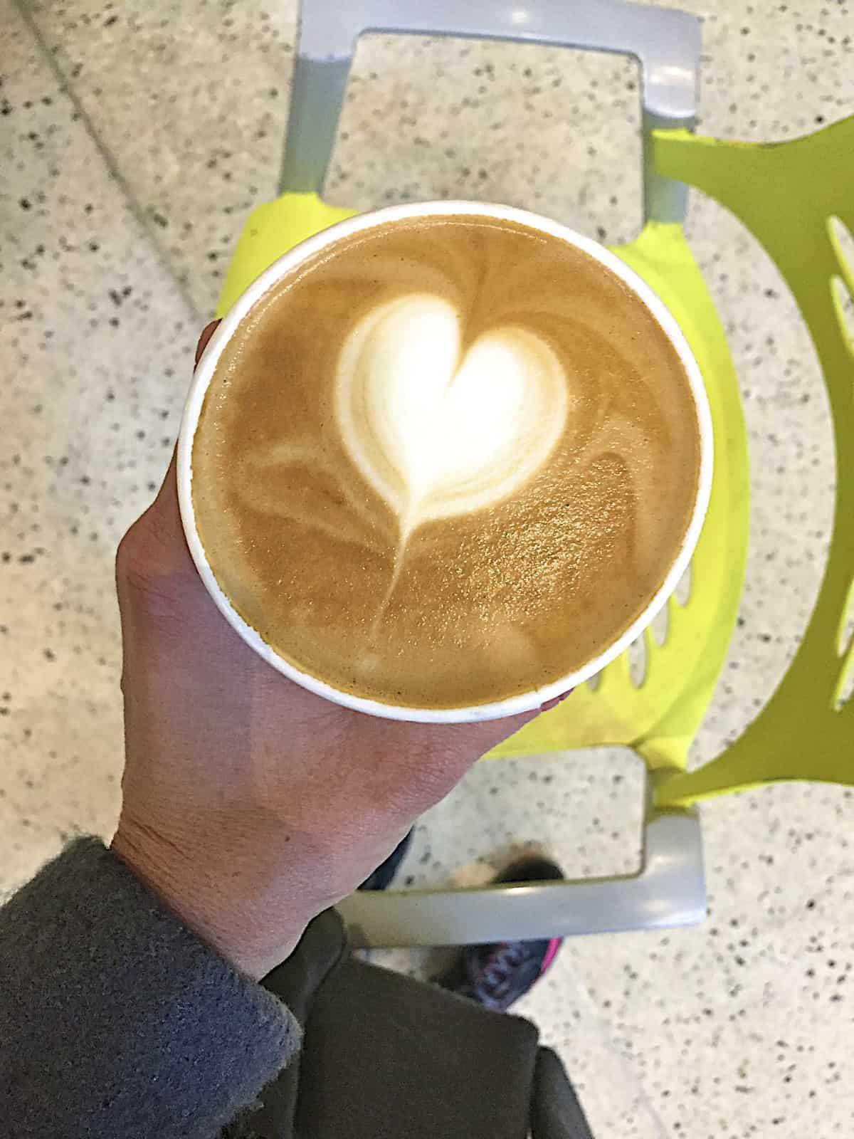 Bluestone Lane Coffee - The BakerMama Taste of NYC