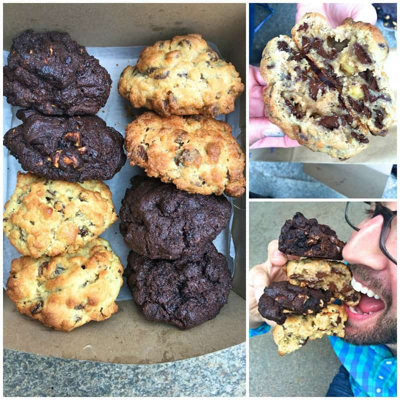 Levain Bakery NYC - The BakerMama Taste of NYC