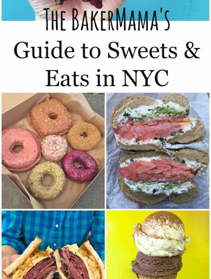 The BakerMama's Guide to Sweets and Eats in NYC