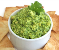 The Best Blender Guacamole