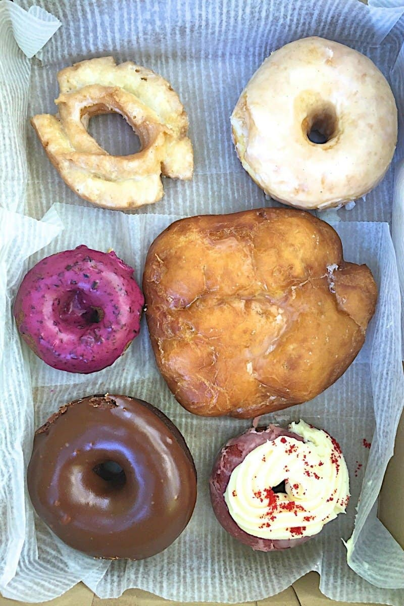 The BakerMama's Dallas Donut Showdown - Glazed Donut Works