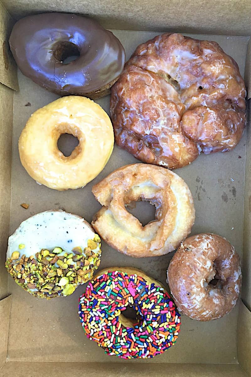 The BakerMama's Dallas Donut Showdown - Hypnotic Donuts