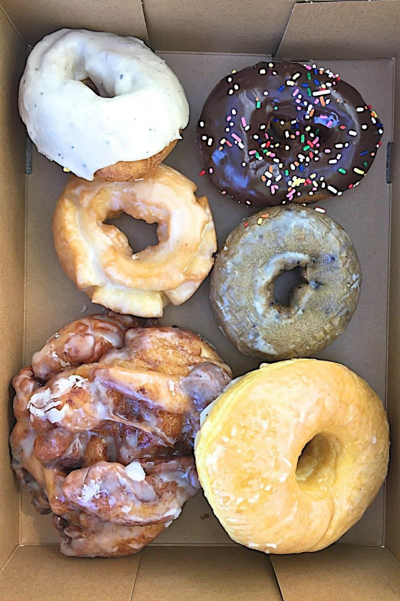 The BakerMama's Dallas Donut Showdown - Top Pot Doughnuts