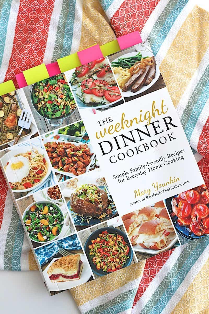 Mediterranean Nachos from The Weeknight Dinner Cookbook