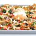 Mediterranean Nachos {The Weeknight Dinner Cookbook}