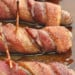 Bacon-Wrapped Sausages with a Maple Pumpkin Spice Glaze