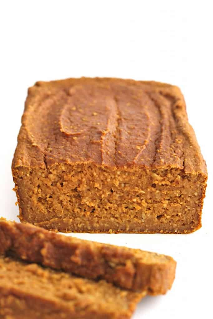 Healthy Flourless Pumpkin Bread The Bakermama