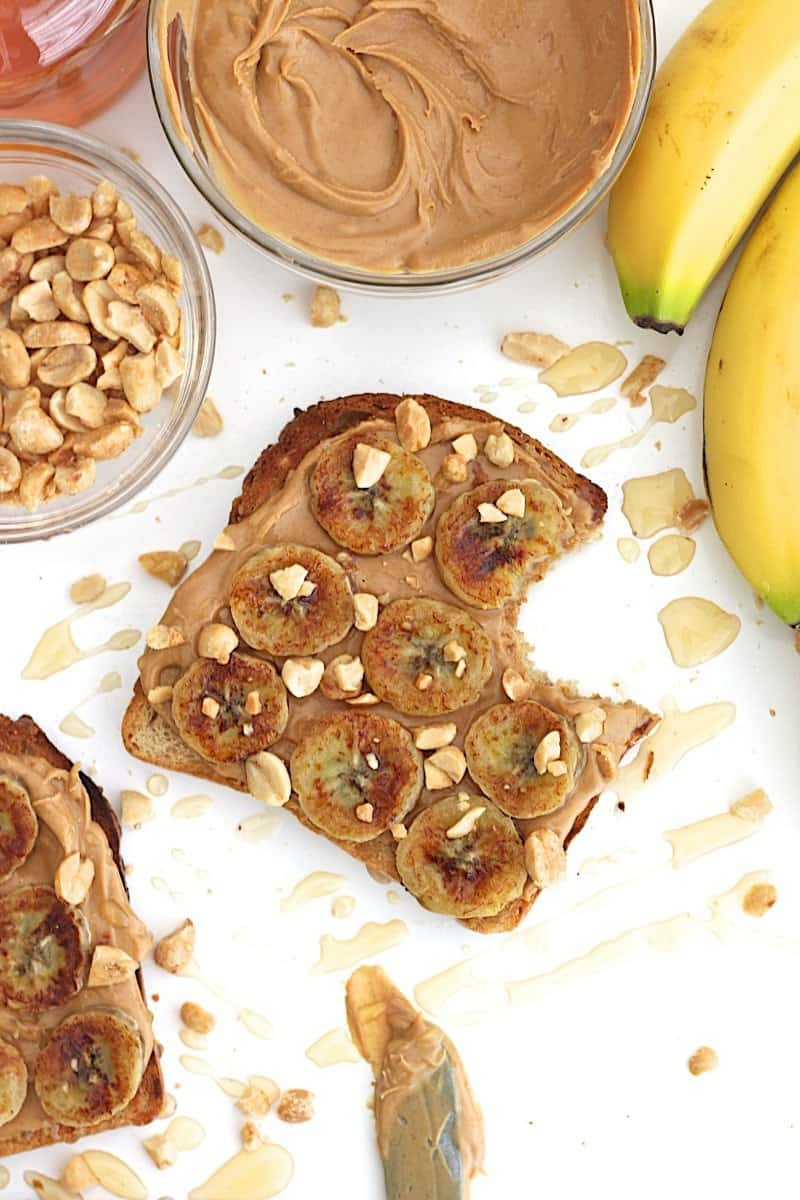 Spread nut butter on your toast picture
