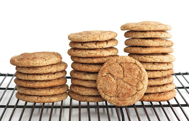 Chewy Gingerdoodle Cookies