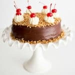 Hot Fudge Sundae Cake