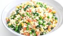 Baby Pasta Salad