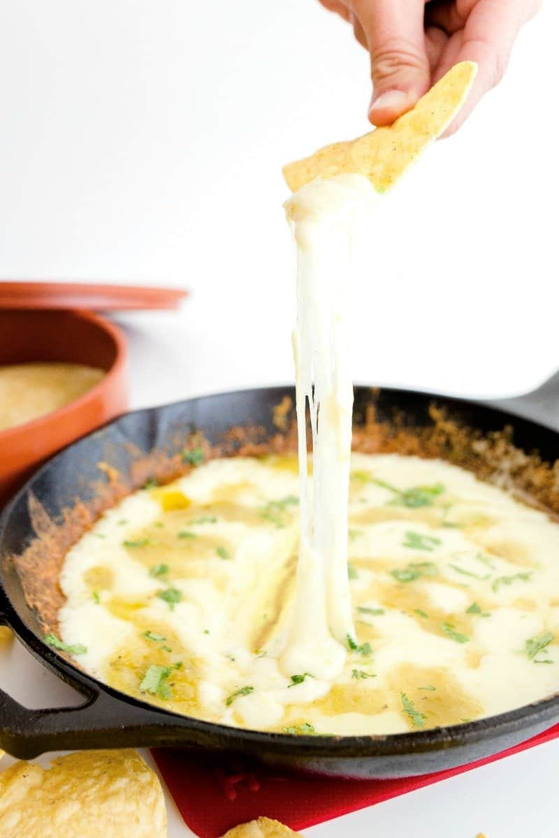 Skillet Queso Fundido
