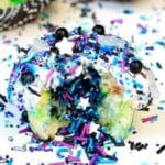 Cosmic Cupcakes {with a Surprise Inside!}