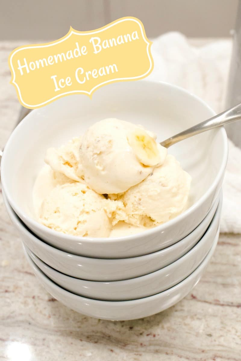 how to make homemade ice cream with whipping cream
