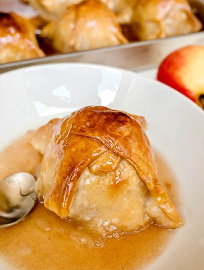 Apple Dumplings