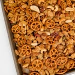 SuSu's Cereal Snack Mix