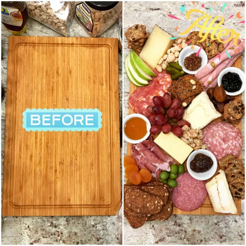 Everything you need to know to easily build an awesome charcuterie and cheese board!