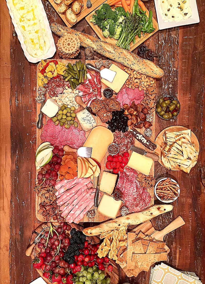 How We Charcuterie!