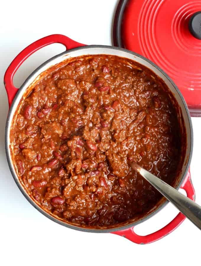 Best Darn Chili