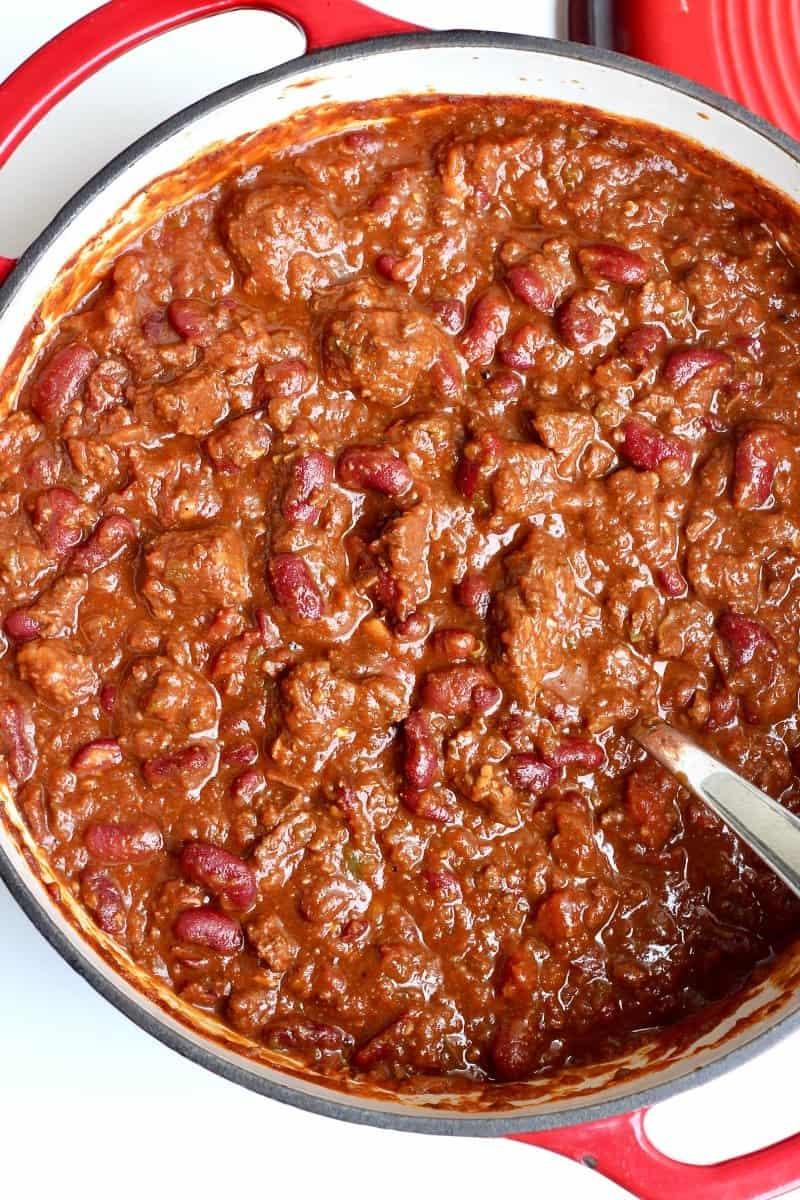Best Darn Chili
