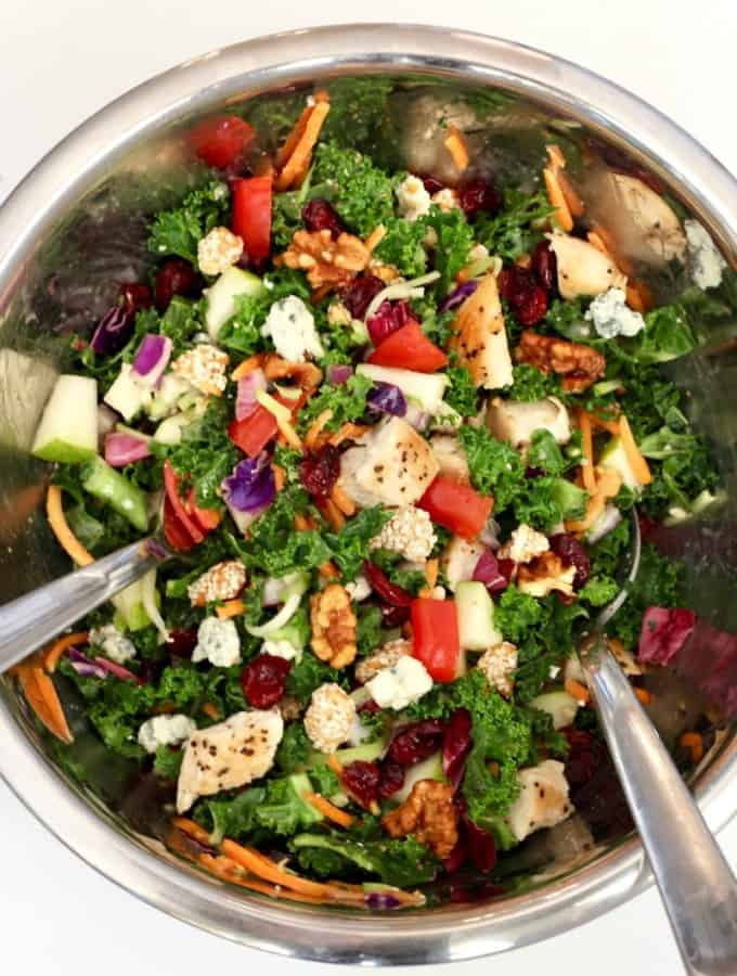 Favorite 5-Minute Lunch Salad