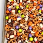Spooky Snack Mix for Halloween