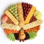 Turkey Snack Board