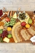 Cornucopia Cheese Board