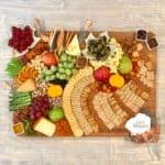 Cornucopia Cheese Board